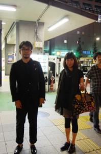嶋崎さんと松崎さん